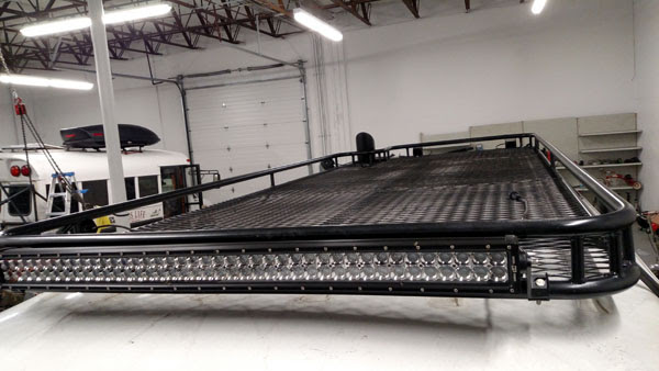 11 Custom Roof Rack | Buy The Van Beast / $46,500